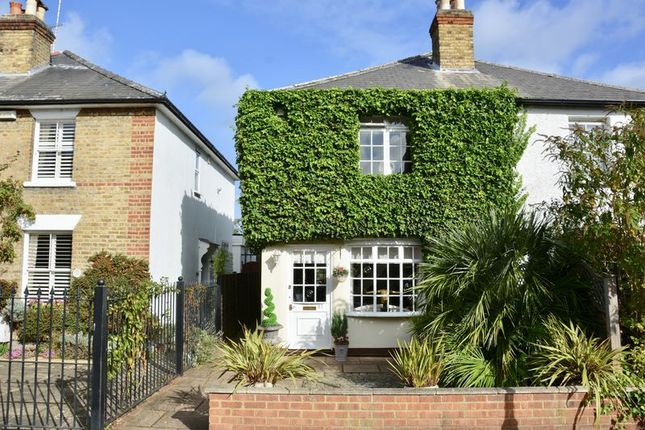 Thumbnail Semi-detached house for sale in Summer Road, East Molesey