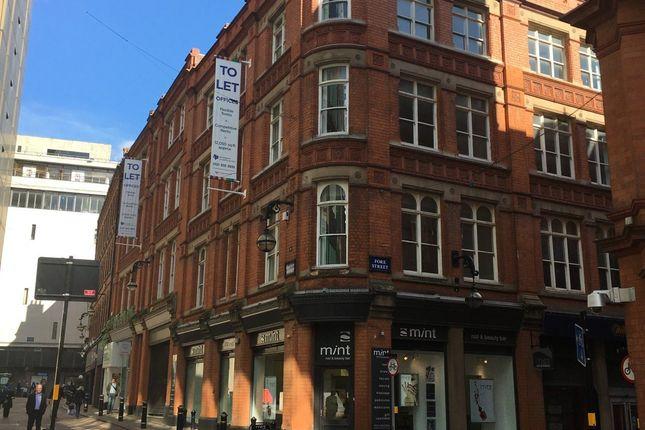 Office to let in Cannon Street, Ingleby House, Birmingham