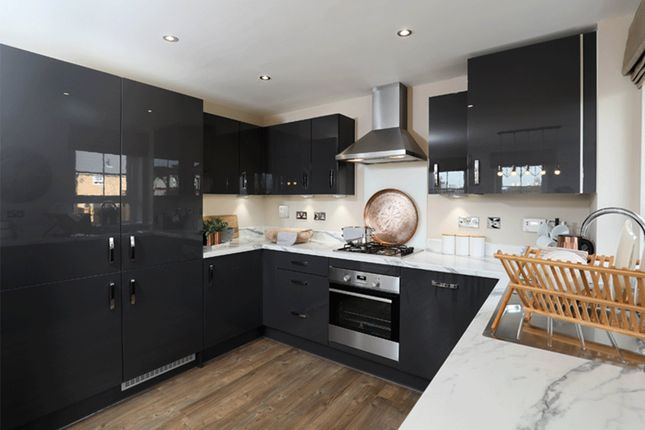 "Semi-detached house for sale in ""Hexley"" at Fen Street, Brooklands, Milton Keynes"