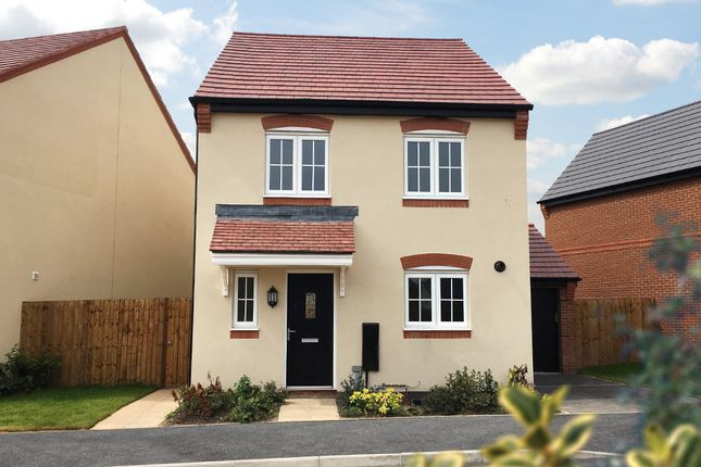 "Thumbnail Detached house for sale in ""The Clarendon"" at Heron Way, Edleston, Nantwich"