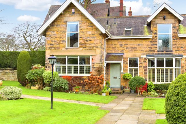 Thumbnail Mews house for sale in Queens Road, Harrogate
