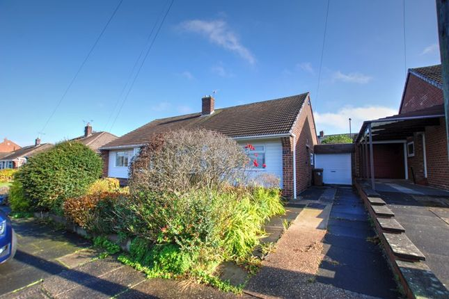 2 bed semi-detached bungalow for sale in Chantry Drive, Wideopen, Newcastle Upon Tyne NE13