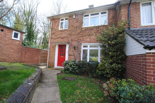 Thumbnail End terrace house to rent in Rowborough Road, Southampton