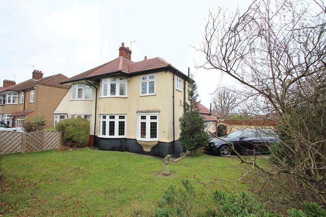 Thumbnail Semi-detached house for sale in Wincrofts Drive, London