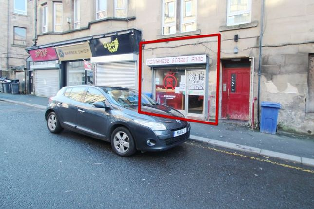 Commercial property for sale in 5, Well Street, Paisley PA12Ss