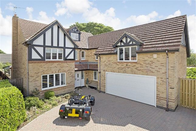 Thumbnail Detached house for sale in Brinklow Way, Harrogate, North Yorkshire