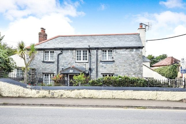 Thumbnail Detached house for sale in Hillhead, Stratton, Bude
