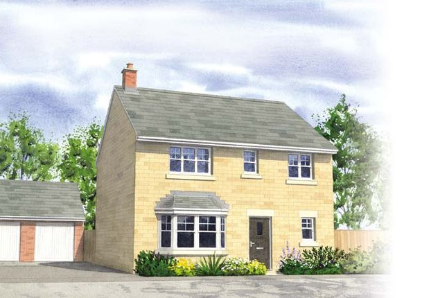 Thumbnail Detached house for sale in Oakham Road, Greetham, Rutland