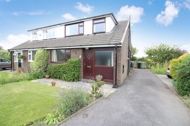 3 bed semi-detached bungalow for sale in Aintree Close, Kippax, Leeds LS25