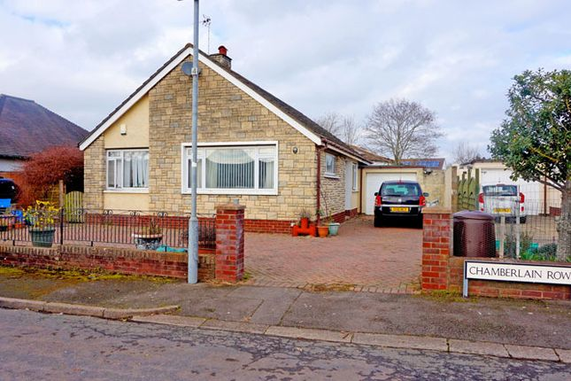 Thumbnail Bungalow for sale in Chamberlain Row, Dinas Powys