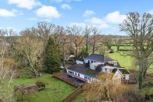 Thumbnail Detached house for sale in Stapleford Lane, Durley, Southampton