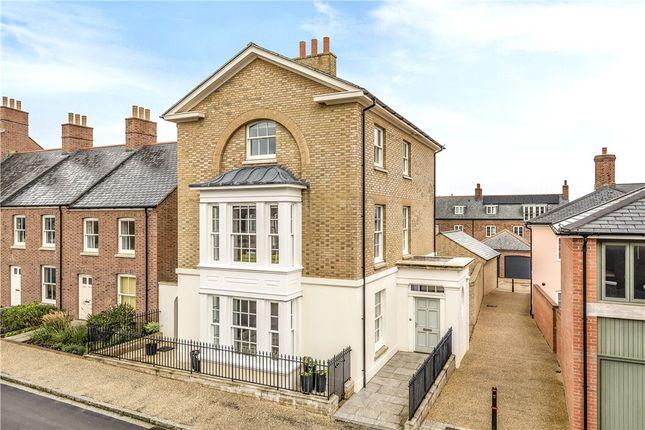 Thumbnail Detached house for sale in Marsden Street, Poundbury, Dorchester