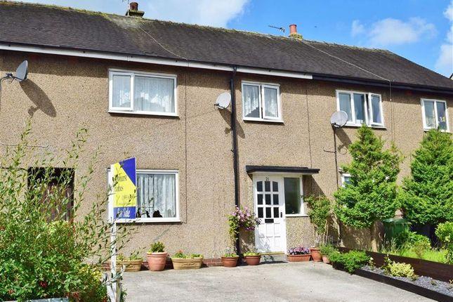 Thumbnail Terraced house for sale in Hazelhurst Drive, Garstang, Preston