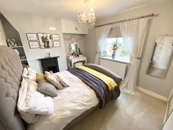 Bedroom One of Cilcain Road, Gwernaffield, Mold, Flintshire CH7