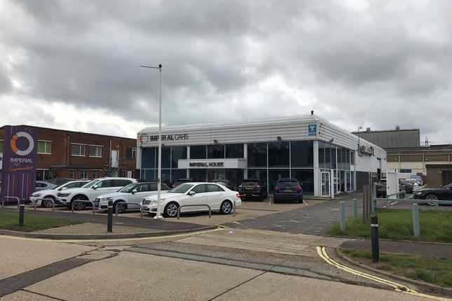 Thumbnail Retail premises for sale in Imperial House, Second Avenue, Southampton, Hampshire
