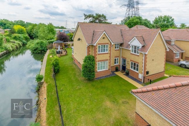 Thumbnail Detached house for sale in Augustines Court, Beaulieu Drive, Waltham Abbey