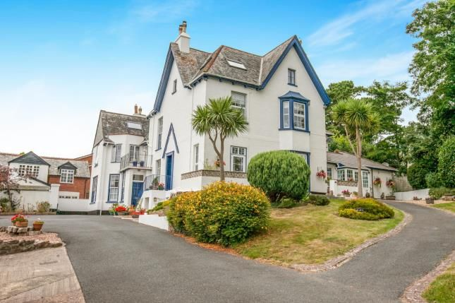 Thumbnail Maisonette for sale in Park Lane, Budleigh Salterton, Devon