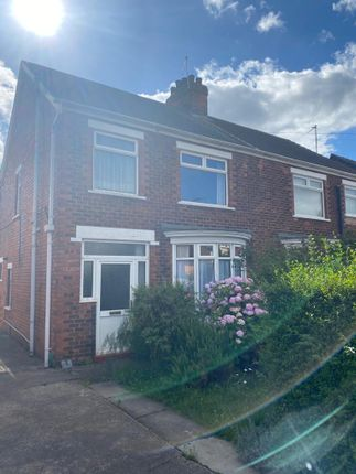Thumbnail Semi-detached house to rent in Stockshill Road, Scunthorpe