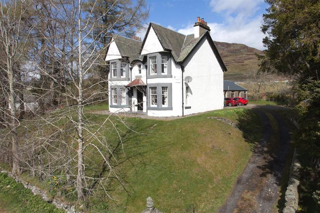 Thumbnail Detached house for sale in Tigh-Na-Bruaich, Amulree, Dunkeld