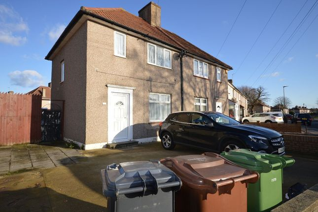 Thumbnail Semi-detached house for sale in Winterbourne Road, Becontree, Dagenham