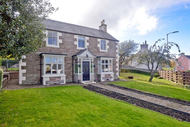 Thumbnail Detached house for sale in Rubersvale, Eastgate, Denholm