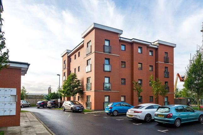 Thumbnail Flat to rent in Walker Court, Central Way, Warrington