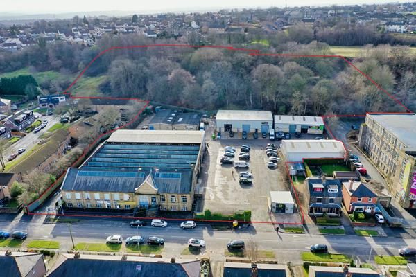 Thumbnail Light industrial for sale in Holroyd Business Centre, Carr Bottom Road, Bradford