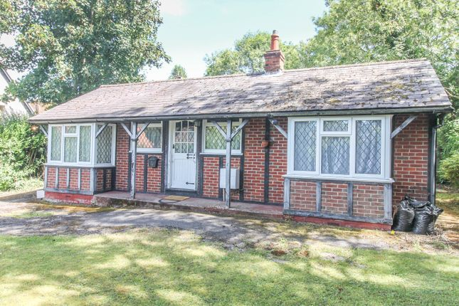 Thumbnail Bungalow for sale in Little Ann, Abbotts Ann, Andover