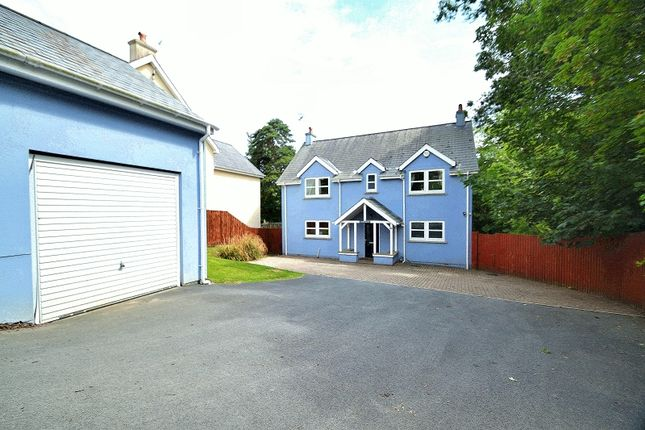Thumbnail Detached house to rent in Twmbarlwm Haytor Gardens, Tenby, Pembrokeshire.