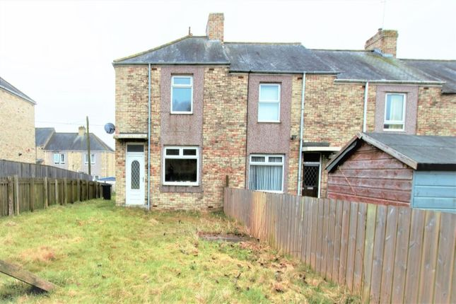 Thumbnail Semi-detached house for sale in Marx Terrace, Chopwell, Newcastle Upon Tyne