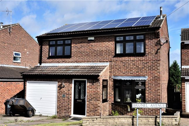 Thumbnail Detached house for sale in Brunel Avenue, Newthorpe