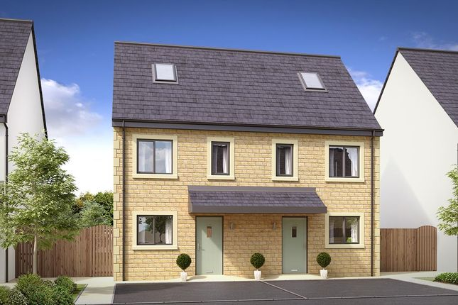 Thumbnail Semi-detached house for sale in Pilgrim Gardens, Market Street, Edenfield, Bury