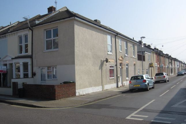 Thumbnail Flat to rent in Prince Albert Road, Southsea