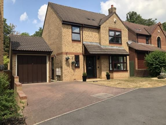 Thumbnail Detached house for sale in Lime Croft, Yate, Bristol, Gloucestershire