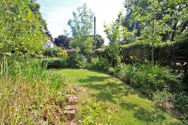 Garden of Villiers Road, Woodthorpe, Nottingham NG5