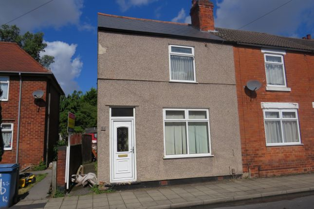 Thumbnail Bungalow to rent in Hall Street, Mansfield