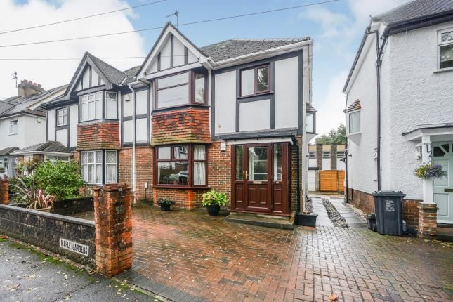 Thumbnail Semi-detached house for sale in Maple Gardens, Hove, East Sussex