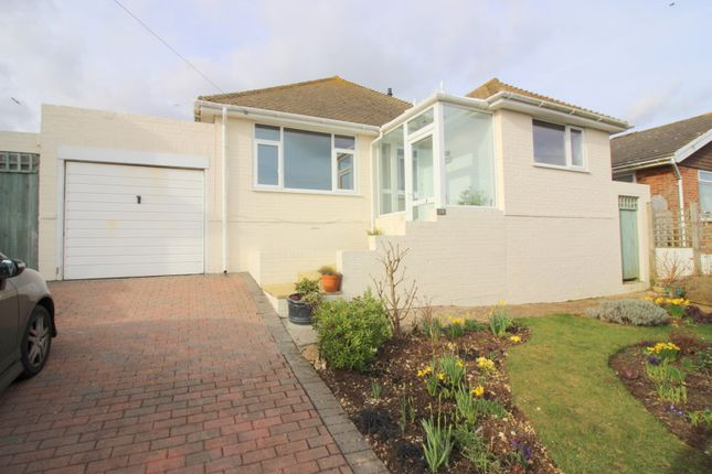 Thumbnail Bungalow for sale in Rodmell Avenue, Saltdean, Brighton