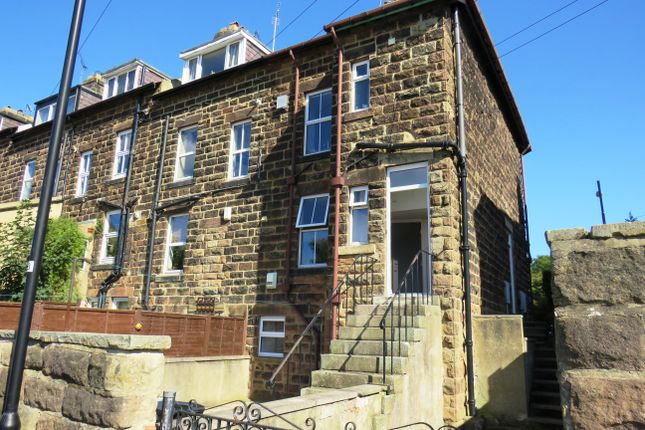 Thumbnail Flat to rent in Eastville Terrace, Harrogate