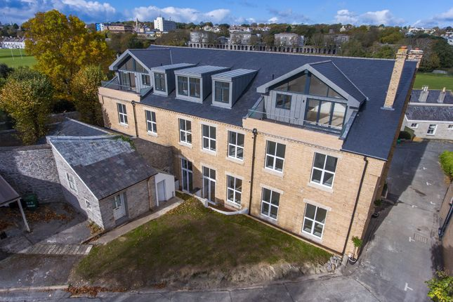 Thumbnail Flat for sale in Craigie Drive, The Millfields, Stonehouse