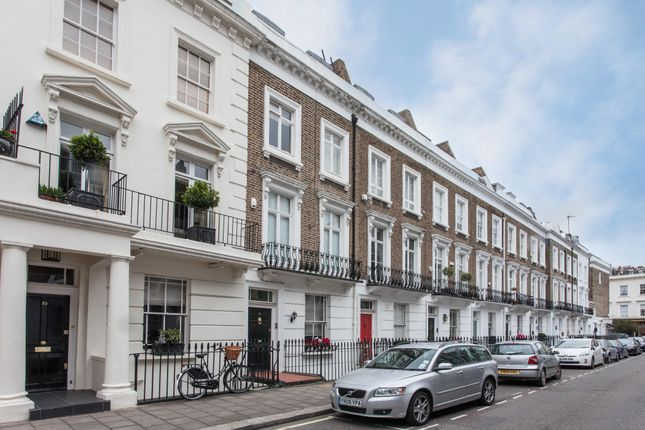 Thumbnail Terraced house to rent in Moreton Place, London