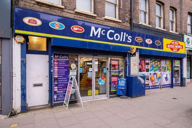 Retail premises for sale in South Woodford, London