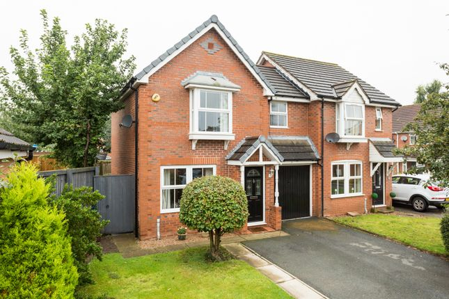 Thumbnail Semi-detached house for sale in Hunters Row, Boroughbridge, York