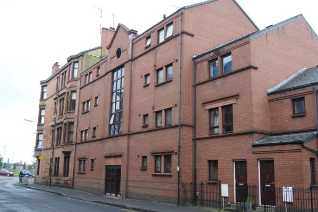 Thumbnail Flat to rent in Partick Rosevale Street, Glasgow