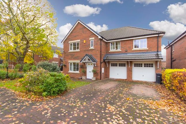 Thumbnail Detached house for sale in Innes Court, Wyke Lane, Nunthorpe