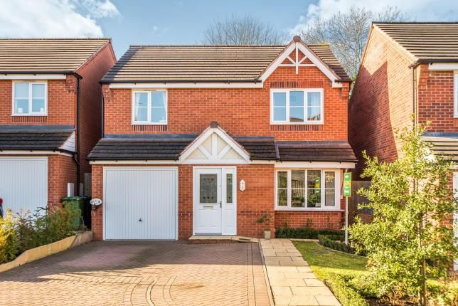 Thumbnail Detached house for sale in Shrubbery Gardens, Kidderminster
