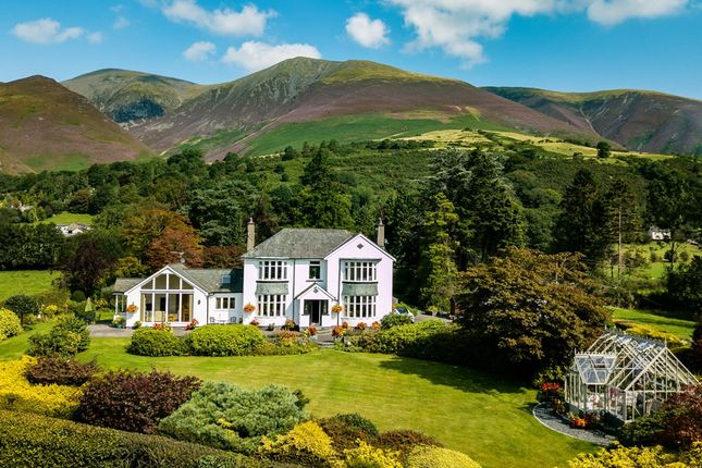 Thumbnail Detached house for sale in Underskiddaw, Keswick