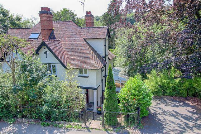 Thumbnail Semi-detached house for sale in Groveley Lane, Cofton Hackett, Birmingham