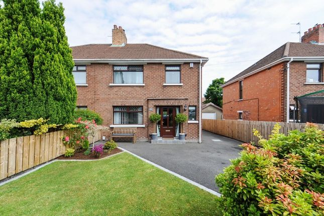3 bed semi-detached house for sale in Abbey Gardens, Stormont, Belfast BT5