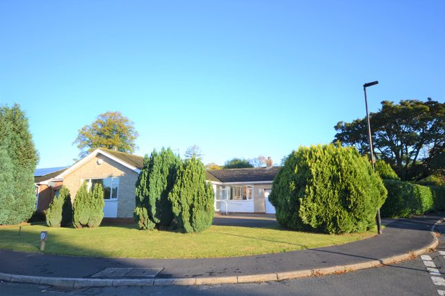 Thumbnail Detached bungalow for sale in Lancaster Crescent, Tickhill, Doncaster